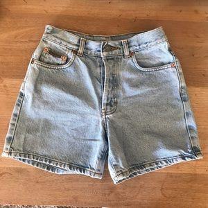 Vintage Calvin Klein High Waist Shorts